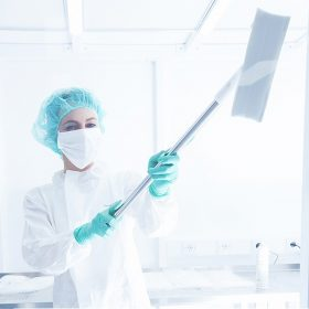 image representing cleanroom mop supplies